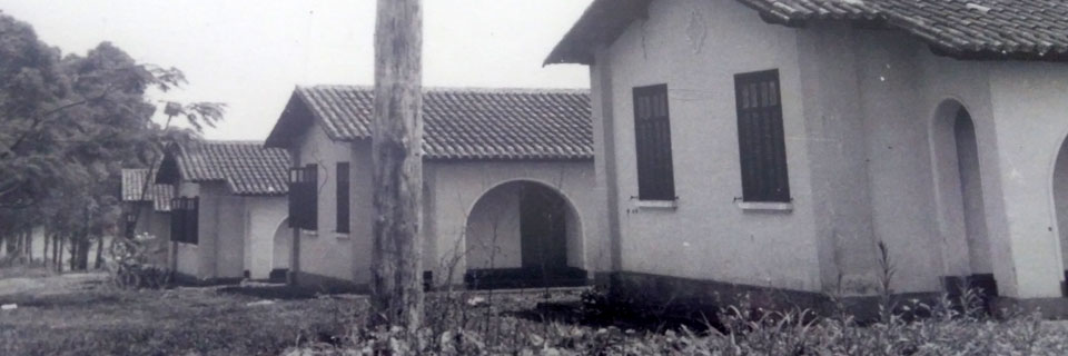 Colônia da Mata, década de 60